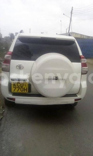 Big with watermark toyota land cruiser prado nairobi nairobi 7973
