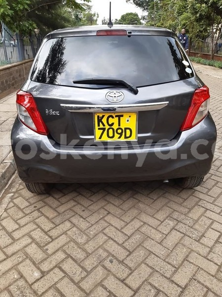 Big with watermark toyota vitz nairobi nairobi 8059
