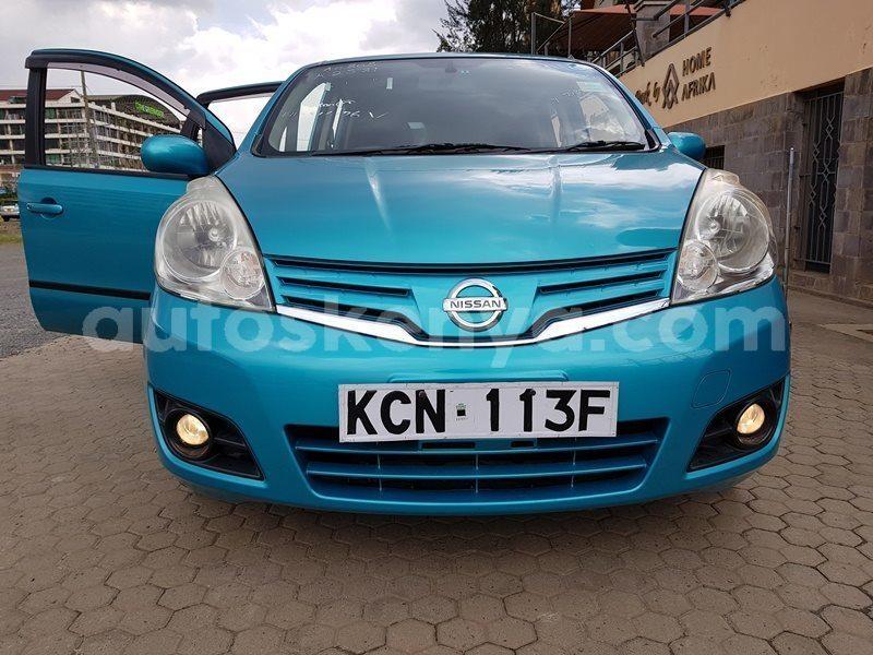 Big with watermark nissan note east kenya isiolo 9176