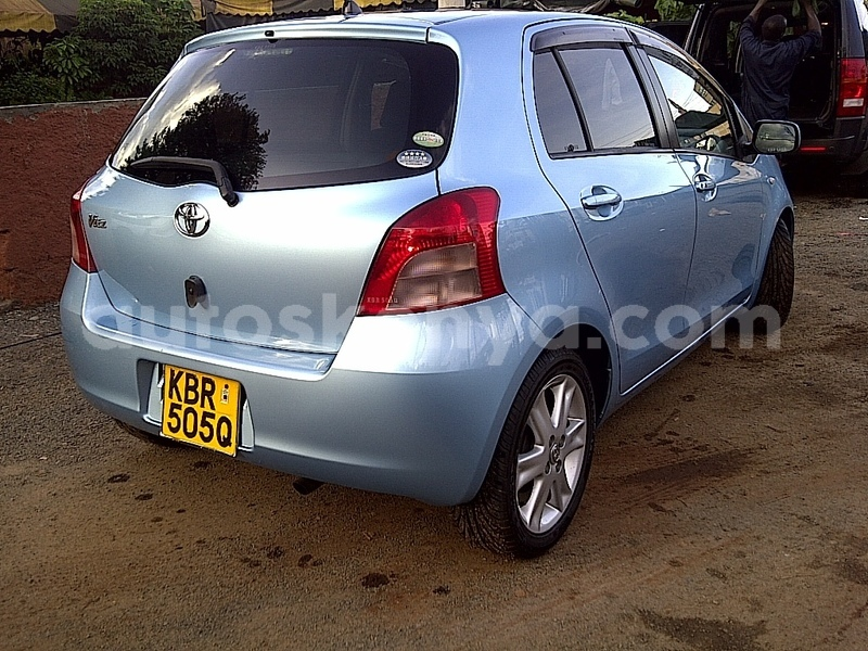 Big with watermark toyota vitz rift valley bomet 9199