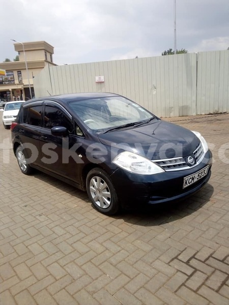 Big with watermark nissan tiida nairobi nairobi 9256