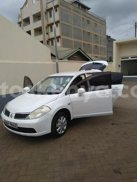 Big with watermark nissan tiida nairobi nairobi 9258