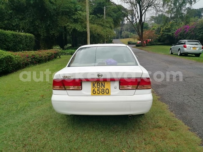 Big with watermark nissan sunny nairobi nairobi 9320