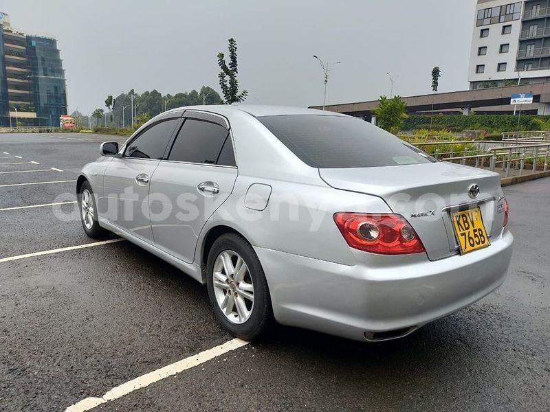 Big with watermark toyota mark x nairobi nairobi 9336