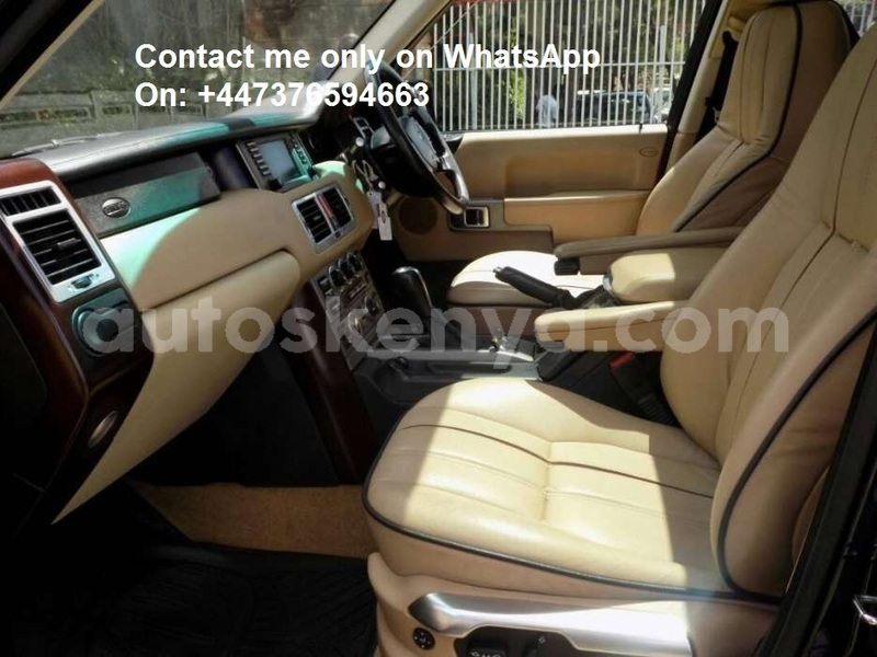 Big with watermark land rover range rover vogue nairobi nairobi 9418