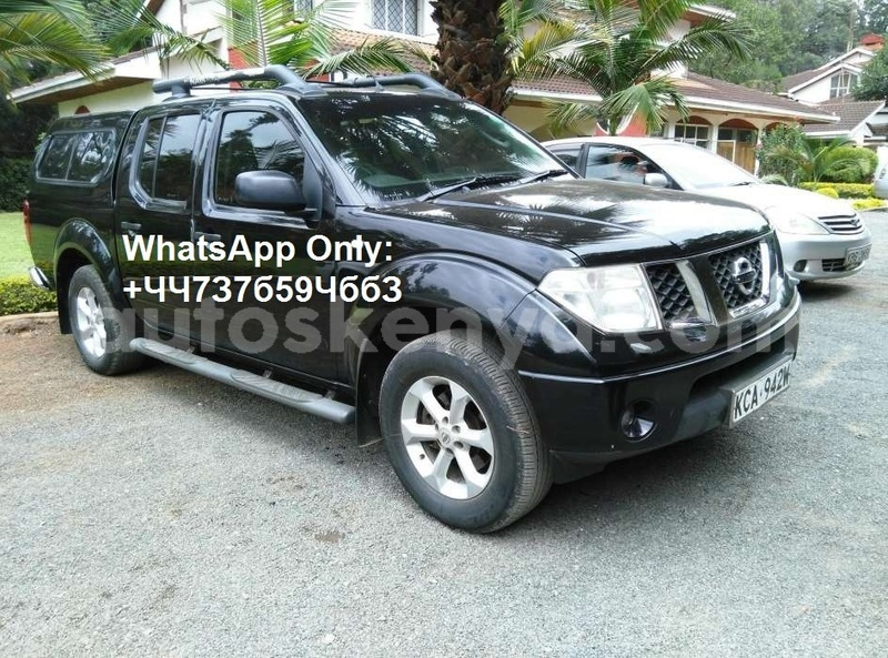 Big with watermark nissan navara nairobi nairobi 9419