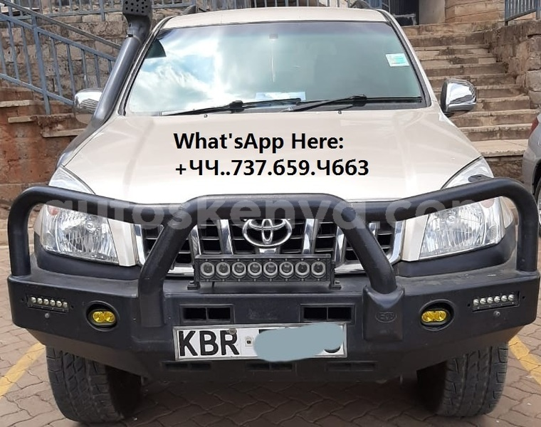 Big with watermark toyota land cruiser prado nairobi nairobi 9423