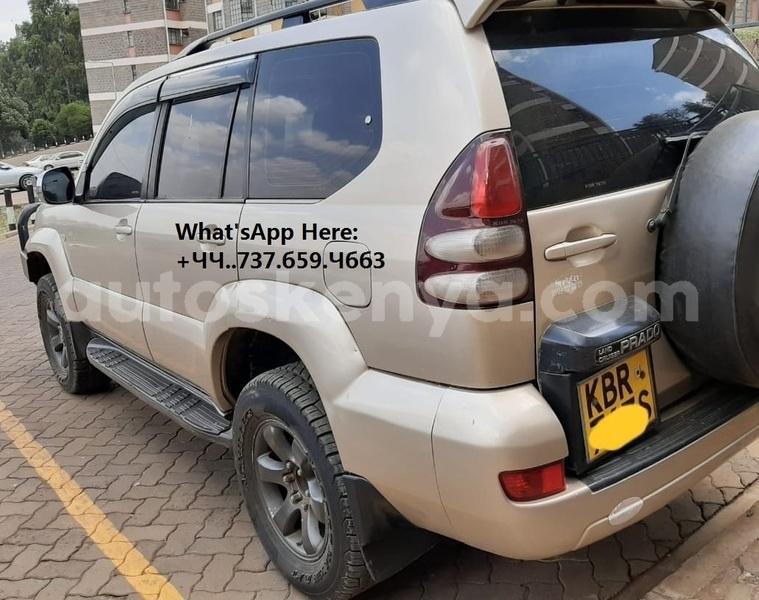 Big with watermark toyota land cruiser prado nairobi nairobi 9423