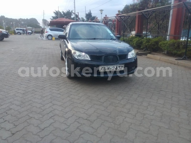 Big with watermark subaru impreza nairobi nairobi 9440