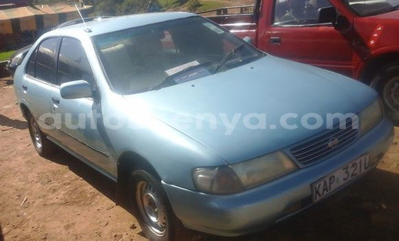 Buy Used Nissan Sunny Blue Car in Nairobi in Nairobi