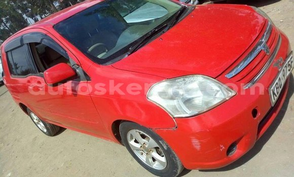 Buy Used Toyota Raum Red Car in Nairobi in Nairobi