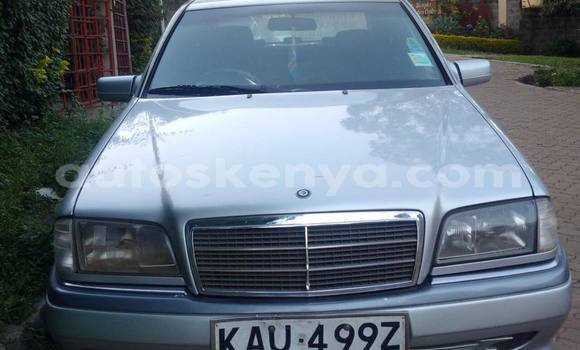 Buy Used Mercedes Benz C-Class Silver Car in Nairobi in Nairobi