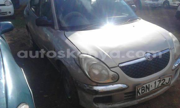 Buy Used Toyota Duet Beige Car in Nairobi in Nairobi