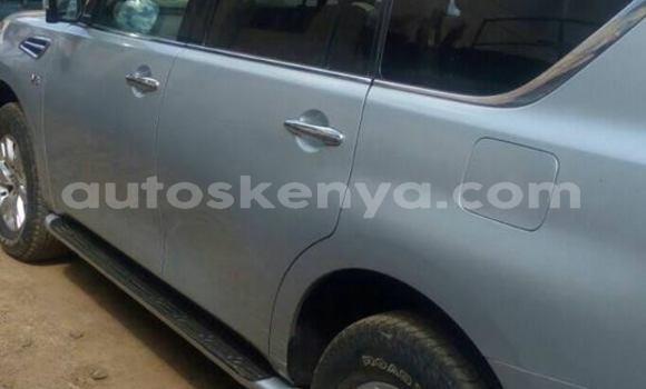 Buy Used Nissan Patrol Silver Car in Nairobi in Nairobi