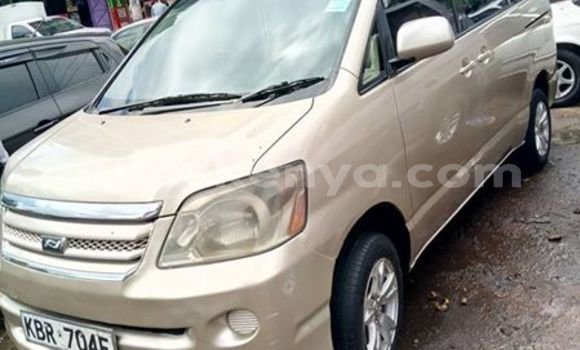 Buy Used Toyota Noah Beige Car in Nairobi in Nairobi