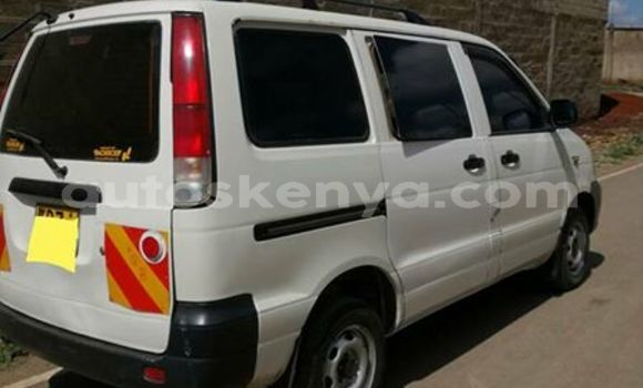 Buy Used Toyota Town Ace White Car in Nairobi in Nairobi