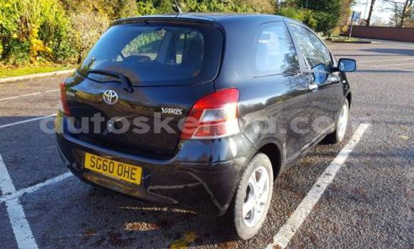 Buy Used Toyota Yaris Black Car in Nairobi in Nairobi