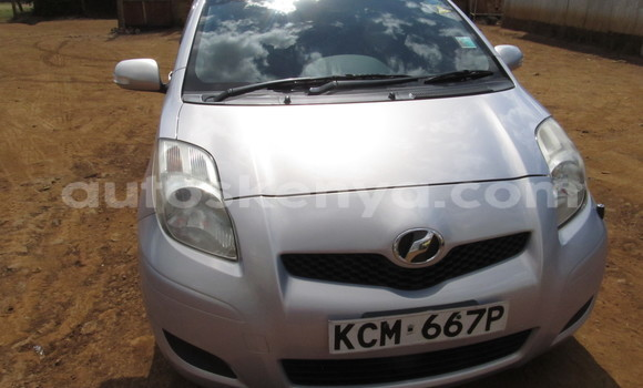 Buy New Toyota Vitz Other Car in Ruiru in Nairobi