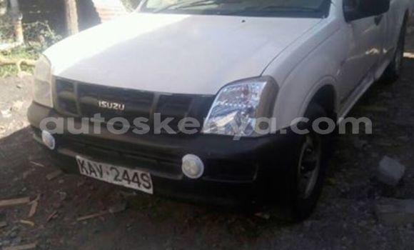 Buy Used Isuzu D-MAX White Car in Ol Kalou in Central Kenya
