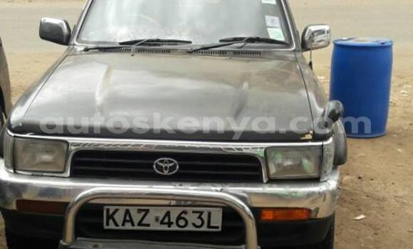 Buy Used Toyota Surf Black Car in Ol Kalou in Central Kenya