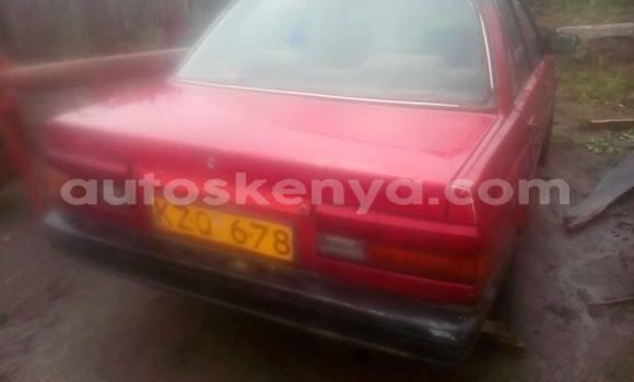 Buy Used Nissan Sunny Red Car in Ol Kalou in Central Kenya