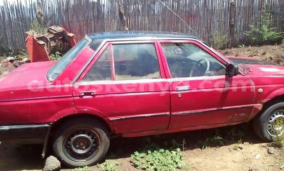 Buy Used Nissan Sunny Red Car in Ol Kalou in Central Kenya