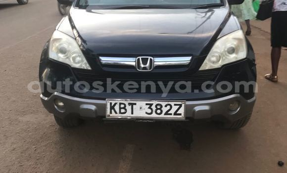 Buy Used Honda CR-V Black Car in Thika in Nairobi