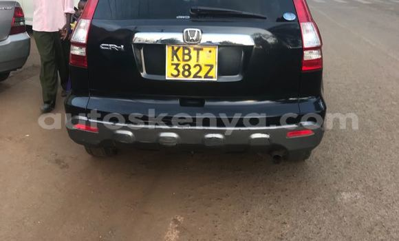 Buy Used Honda CR–V Black Car in Thika in Nairobi