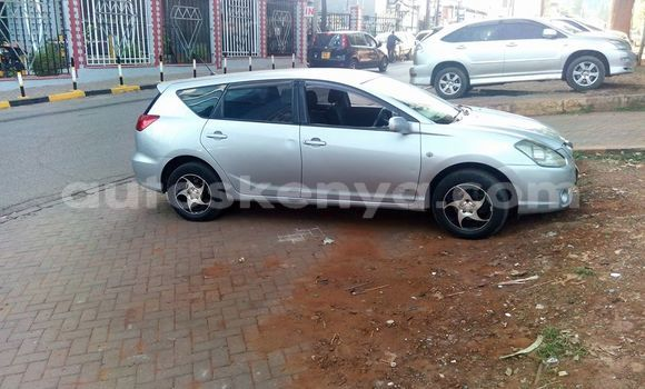 Buy Used Toyota Caldina Silver Car in Ol Kalou in Central Kenya