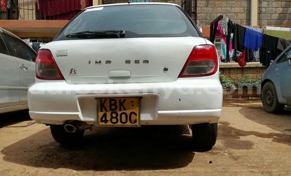 Buy Used Subaru Impreza White Car in Ol Kalou in Central Kenya