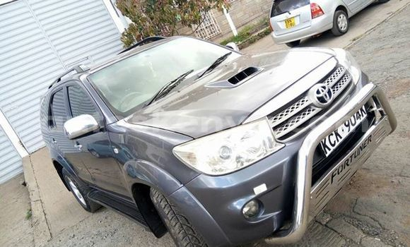 Buy Used Toyota Fortuner Other Car in Ol Kalou in Central Kenya