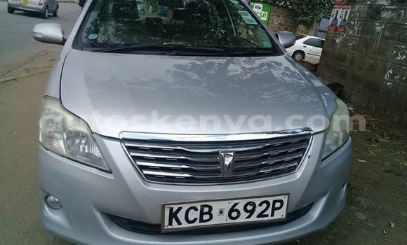 Buy Used Toyota Premio Silver Car in Ol Kalou in Central Kenya