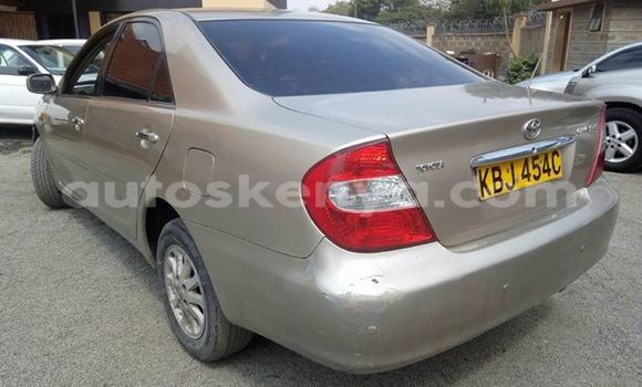Buy Used Toyota Camry Silver Car in Ol Kalou in Central Kenya