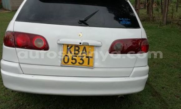 Buy Used Toyota Caldina White Car in Ol Kalou in Central Kenya
