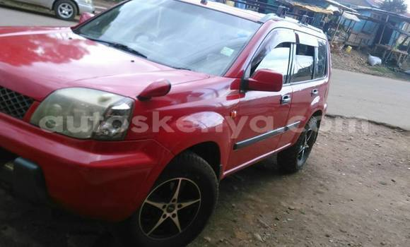 Buy Used Nissan X–Trail Red Car in Ol Kalou in Central Kenya