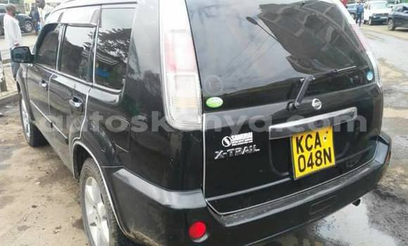 Buy Used Nissan X–Trail Black Car in Ol Kalou in Central Kenya