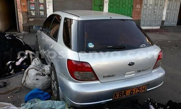 Buy Used Subaru Impreza Silver Car in Ol Kalou in Central Kenya
