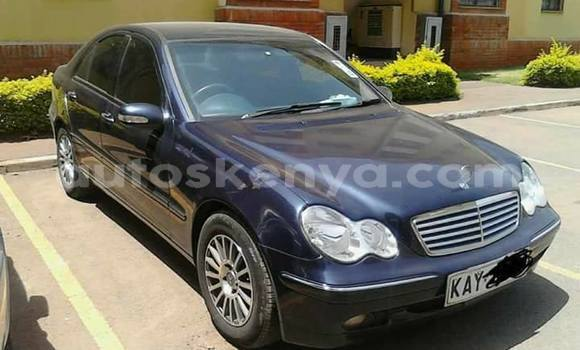 Buy Used Mercedes‒Benz C–Class Black Car in Ol Kalou in Central Kenya