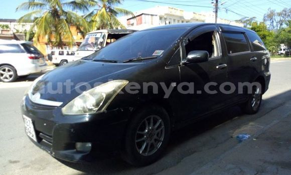 Buy Used Toyota Wish Black Car in Ol Kalou in Central Kenya