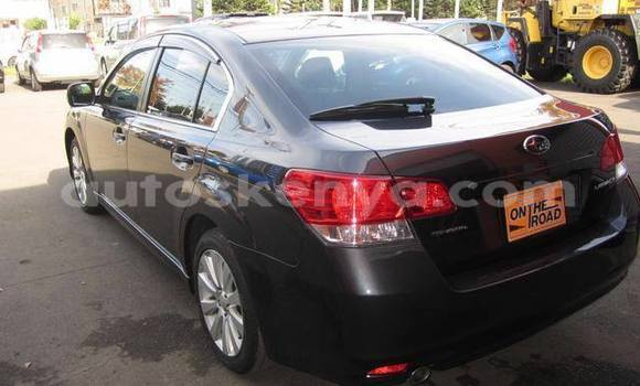 Buy Used Subaru Legacy Black Car in Ol Kalou in Central Kenya
