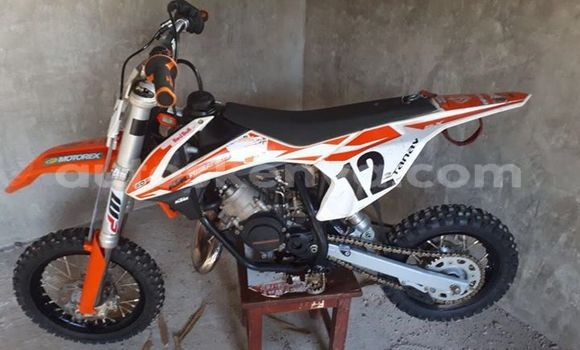 Buy Used KTM TM150 White Moto in Nairobi in Nairobi