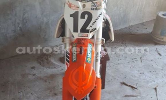 Buy Used KTM TM150 White Bike in Nairobi in Nairobi
