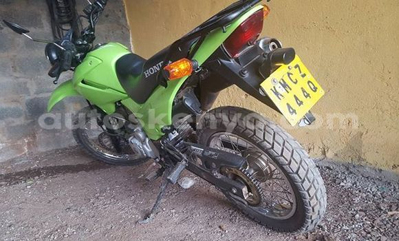 Buy Used Honda RR1000 Green Bike in Nairobi in Nairobi