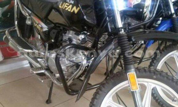 Buy New Lifan LF110 Black Bike in Nairobi in Nairobi