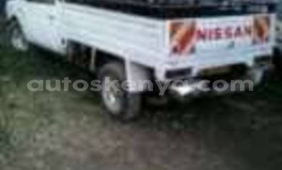 Buy Used Nissan Hardbody White Car in Nairobi in Nairobi