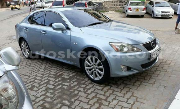 Buy Used Lexus IS 250 Silver Car in Nairobi in Nairobi