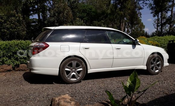 Buy Used Subaru Legacy White Car in Nairobi in Nairobi