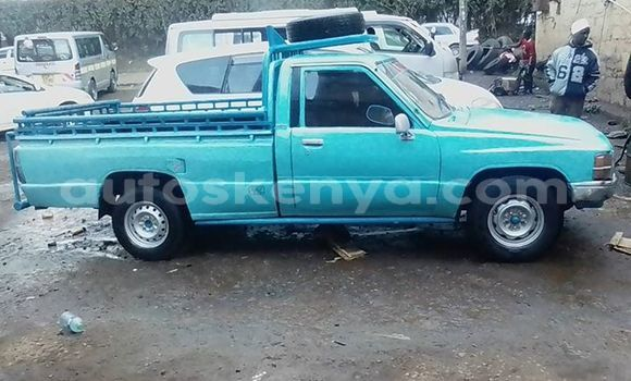 Buy Used Toyota Hillux Blue Truck in Limuru in Nairobi