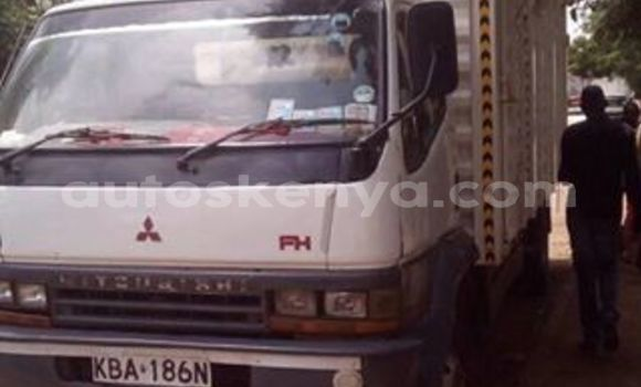 Buy Used Mitsubishi FH10 White Truck in Nairobi in Nairobi