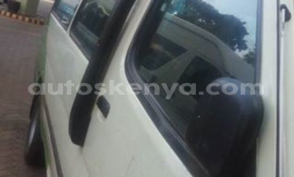 Buy Used Toyota HiAce White Truck in Nairobi in Nairobi